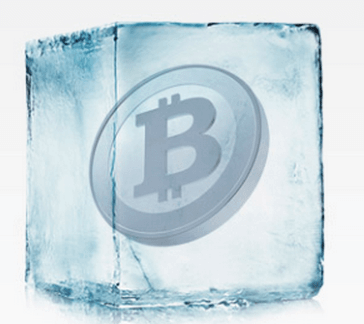 Buying and storing cryptocurrency cold storage