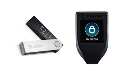 Ledger nano s vs trezor supported cryptocurrencies