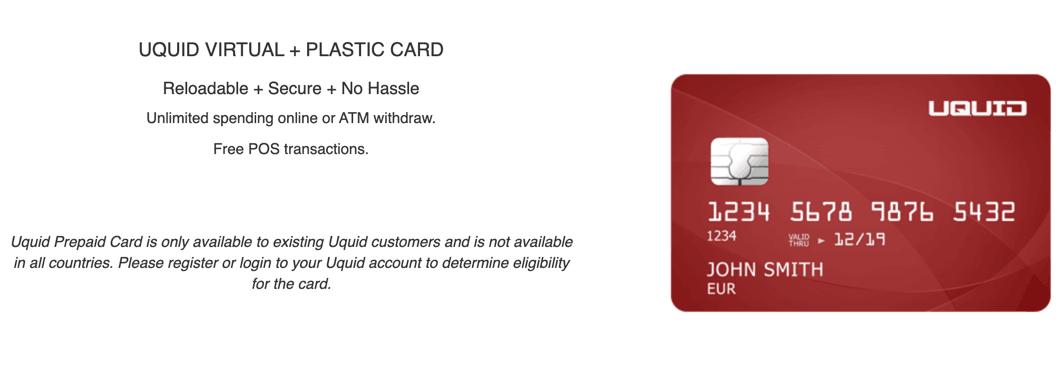 uquid card de debit bitcoin)
