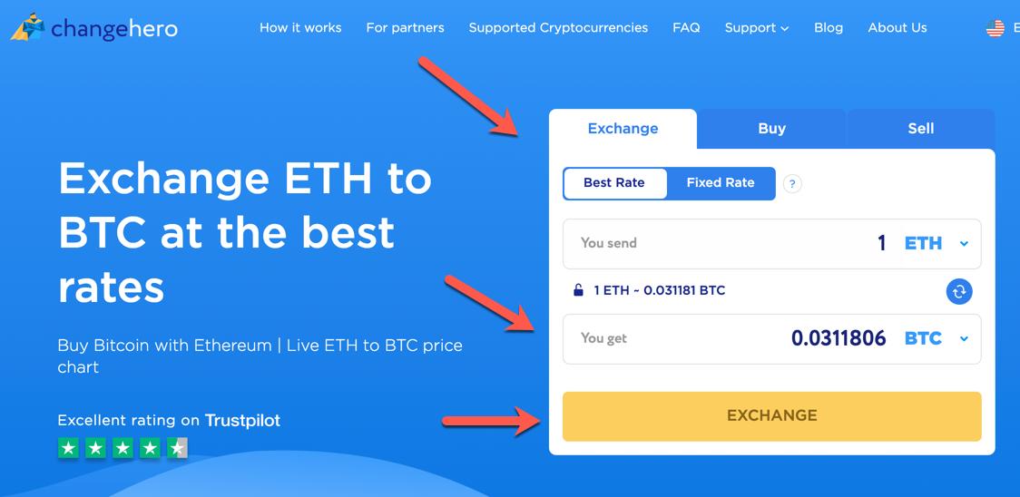 Bitcoin (BTC) ir Ethereum (ETH) Valiutos kursas konversijos skaičiuoklė